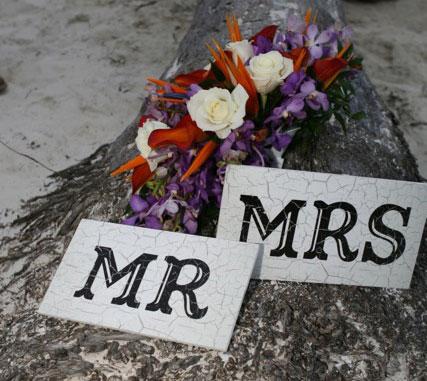 The Moorings Wedding